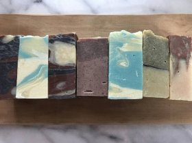 Pixie Dust Shampoo & Body Bar