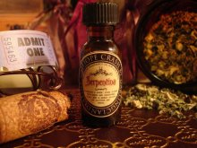 Serpentina Perfume Oil