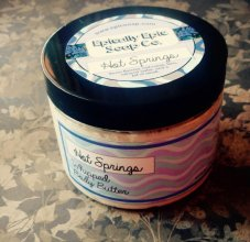 Hot Springs Whipped Body Butter