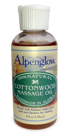 Cottonwood Massage Oil