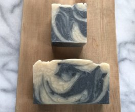 Citrus Basil Shampoo & Body Bar