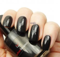 Little Black Undies Nail Polish