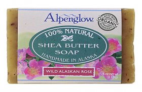 Wild Alaskan Rose Soap