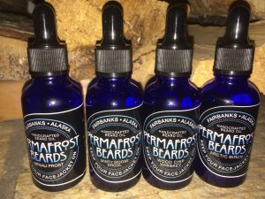 Beard Oil (Large) - Click Image to Close